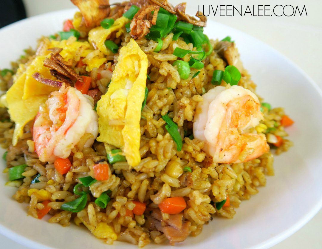 How to make fried rice chinese style easy fried rice recipe view larger image ccuart Gallery