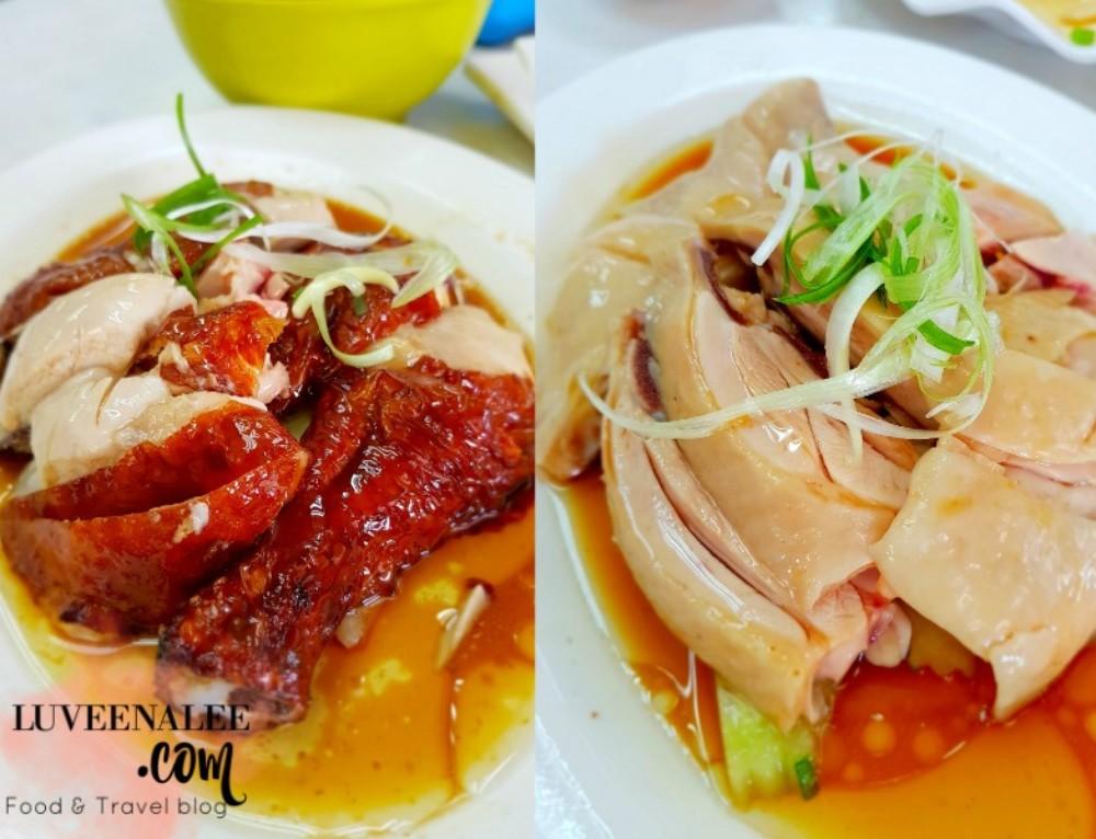 1977 Ipoh Chicken Rice Jalan Gasing Petaling Jaya 新怡保鸡饭店